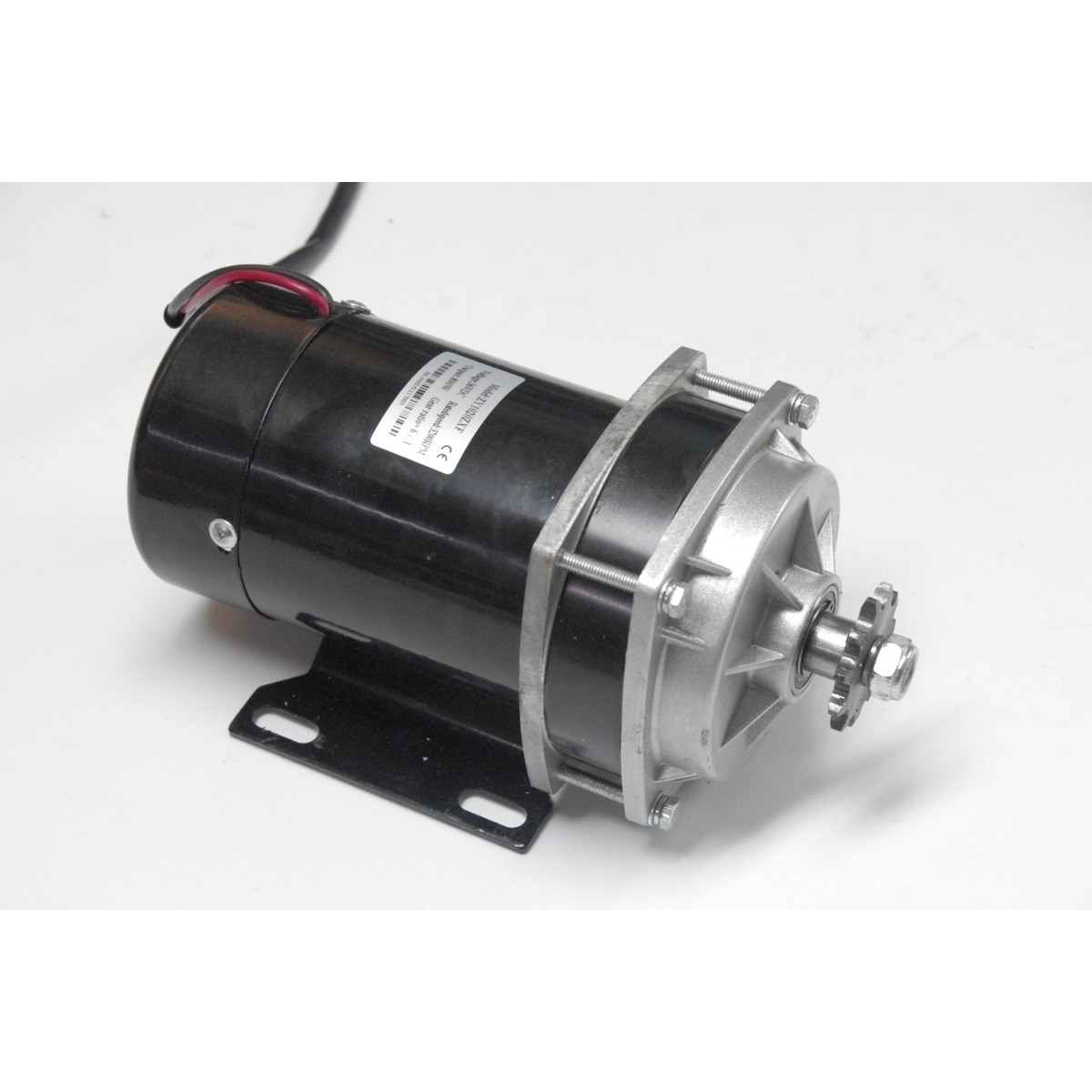My1020zx 800w 36v dc gear motor 500 rpm 1 1 hp for What is dc motor