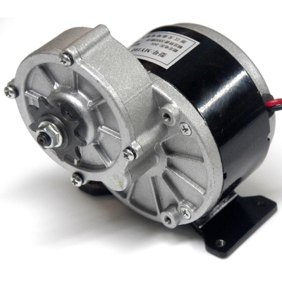 MY1016Z 250w, 24V DC Gear Motor, 400 RPM