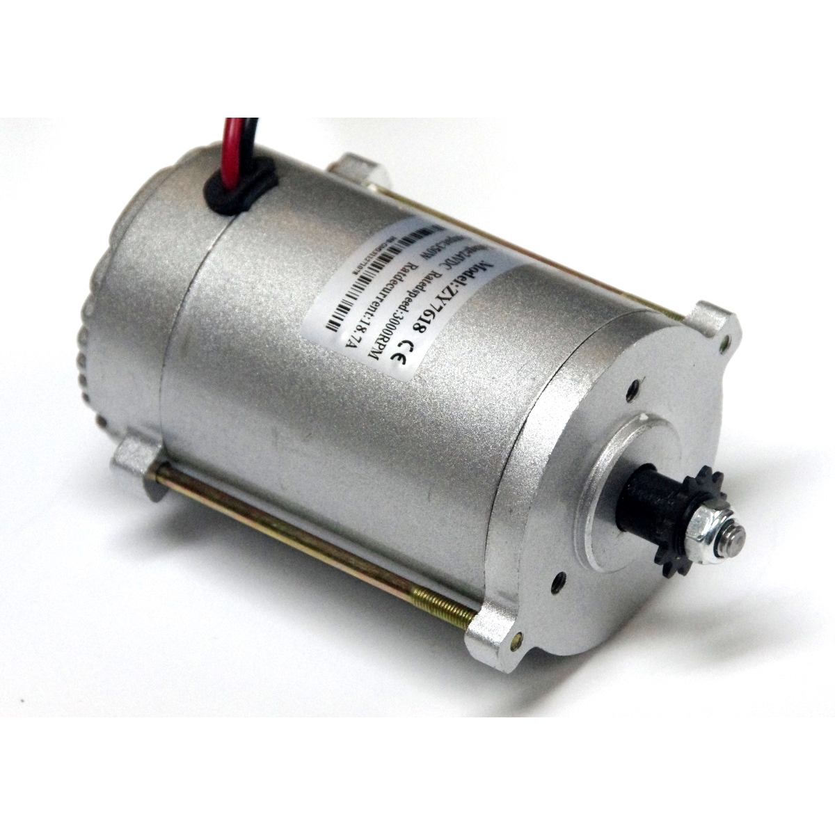 Unite my7618 dc motor 600w 36v 3300rpm for What is dc motor