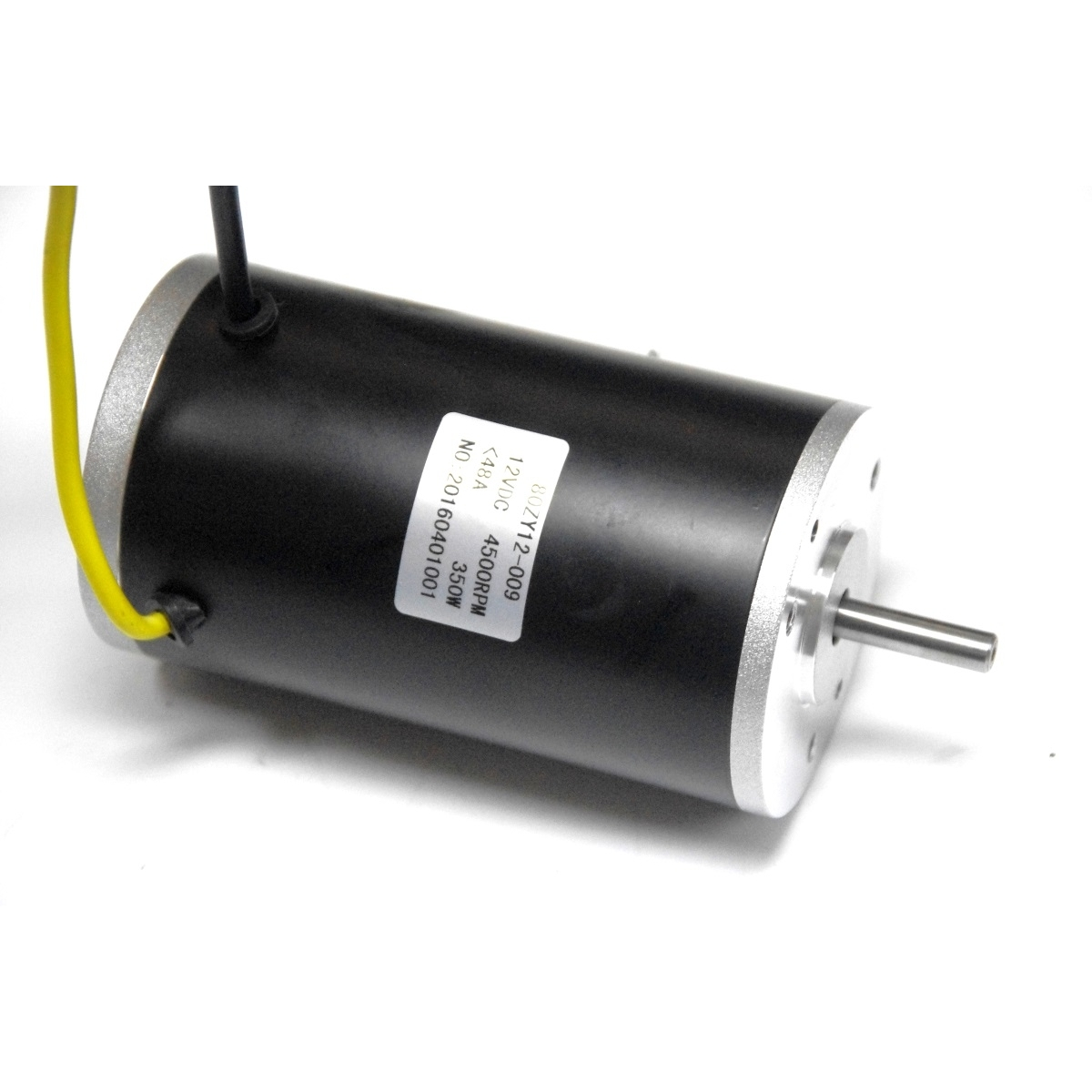 12v 350w 4500 Rpm Straight Dc Motor