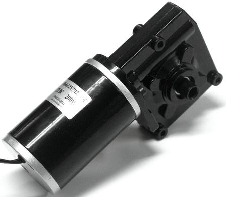 Worm Drive, 12V with High Torque and High Speed
